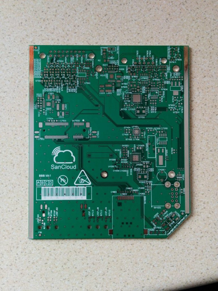 Automotive Cape PCB