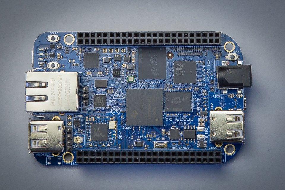 BeagleBoneEnhanced WiFi - V1G