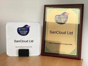 Best-IoT-Development-Company-Award-SanCloud-Manchester