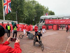 London Marathon 2021 - SanCloud IoT (Competitors)
