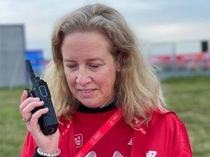 London Marathon 2021 - SanCloud IoT (Helen)