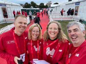 London Marathon 2021 - SanCloud IoT (Team)